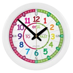 Rainbow Past & to clock 29cm