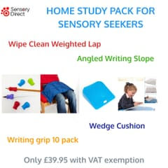 Home Study Pack for sensory seekers (senior)
