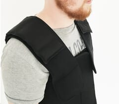 Weighted Deep pressure Vest Strap