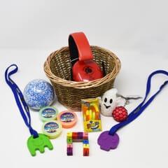 Spooky Sensory Halloween Basket
