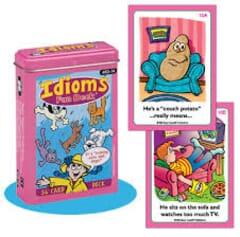idioms fun deck