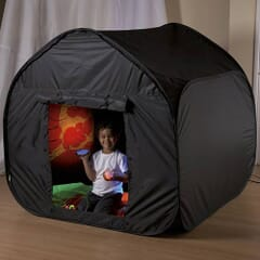 Sensory Pop-Up Pod - Black