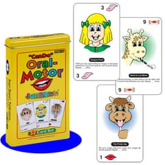 oral motor fund deck