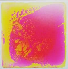 Liquid Floor Tiles - Square 50cm x 50cm - Yellow/Pink