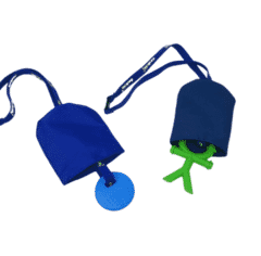 Chewbuddy Twin Pack with Protective Pouch