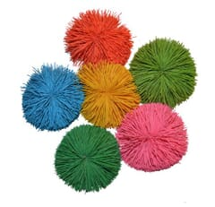 Soft  Sensory Koosh Ball (pack of 6)