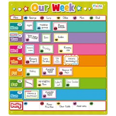 Magnetic Board - Our week
